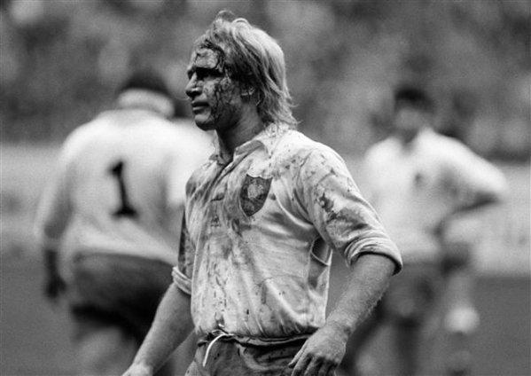 Le Rugby, c'est une guerre du temps de paix.