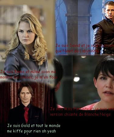 Personnage de Once Upon a Time