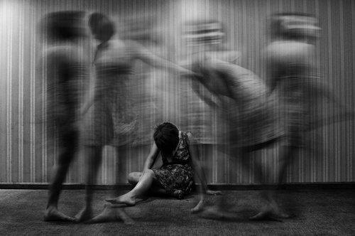 L'aveuglement ou l'isolement, texte pour le concours de about-your-blog