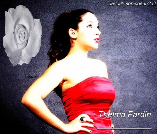 Thelma Fardin ....