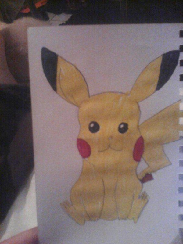 Pikachu content ^^