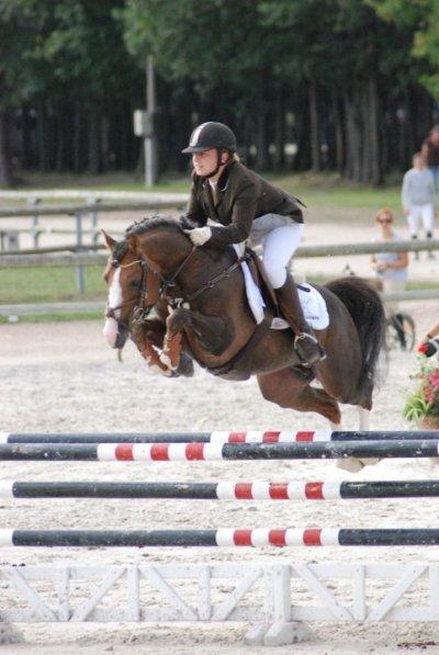 PIDJI DU TILIA - Sologn'Pony 2010