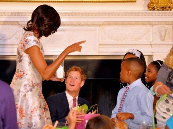 EN IMAGES. Le prince Harry en tournée américaine