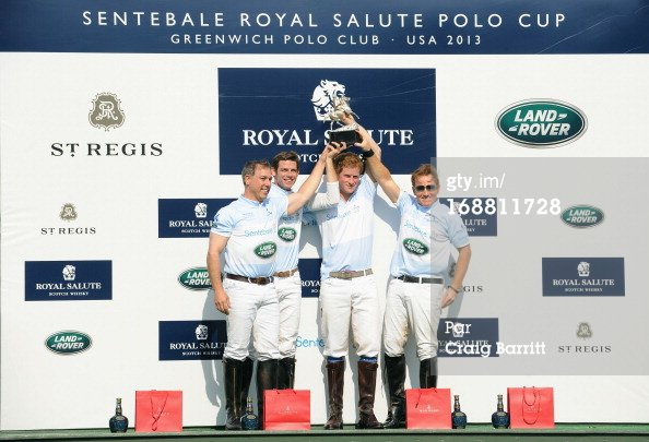 Sentebale Royal Salute Polo Cup Event