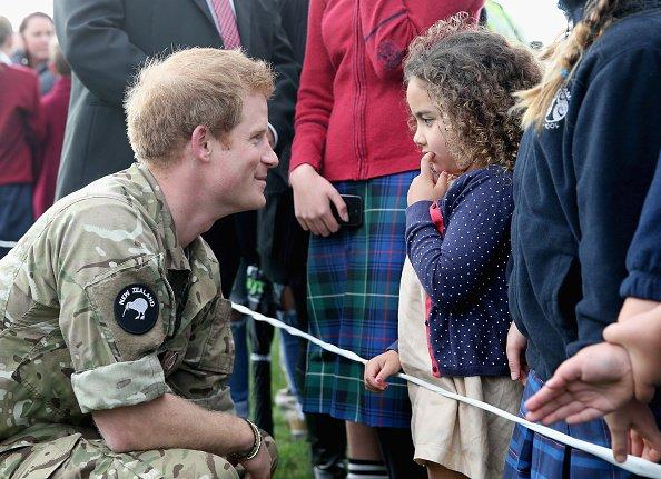 Le prince Harry en visite en Nouvelle-Zélande - Jour 5