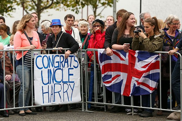 14 mai - Le prince Harry en visite en Nouvelle-Zélande - Jour 6