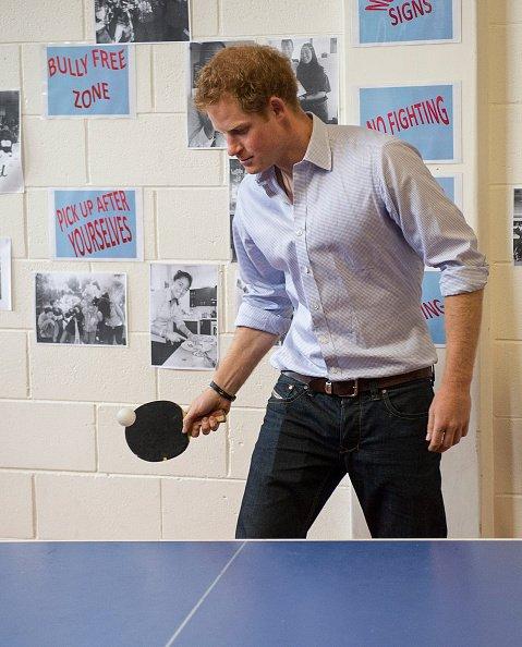 15 mai - Le prince Harry en visite en Nouvelle-Zélande - Jour 7
