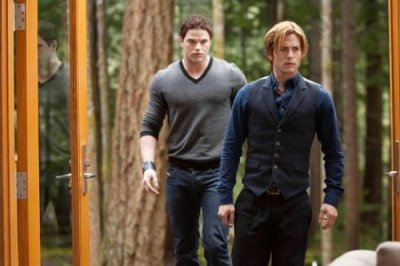 Voici dix nouveaux stills du film Twilight Révélation