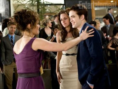 Nouvelles photos de Twilight Révélation