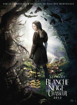 Affiches françaises de Blanche Neige et le Chasseur