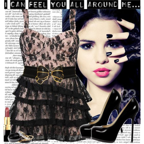Selena Gomez style fiction ( article demandé par une fan de selena )