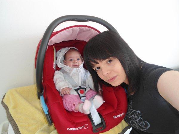 ma femme et ma fille: