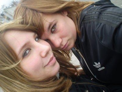 moiy et la soeur de coeur