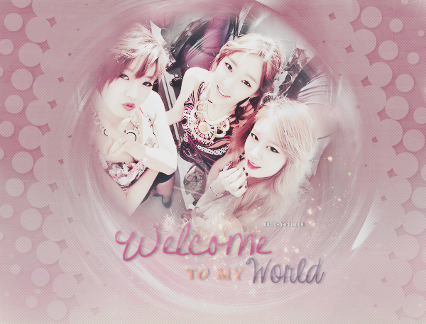 ⊱  Welcome !
