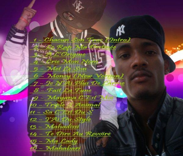 """Album 2011 """"Un Regard Sur Le Trône"""" Signé Section Scandale de Sada !!!!!"""