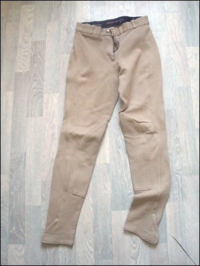 Pantalon d'équitation Beige