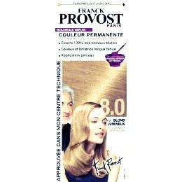 J'ai testé pour vous la coloration Franck Provost !