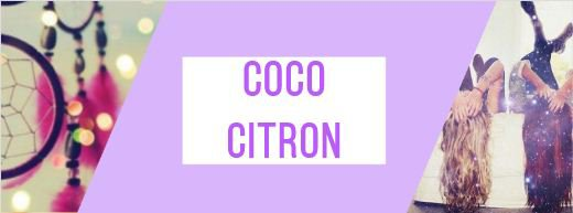 World of Coco-Citron