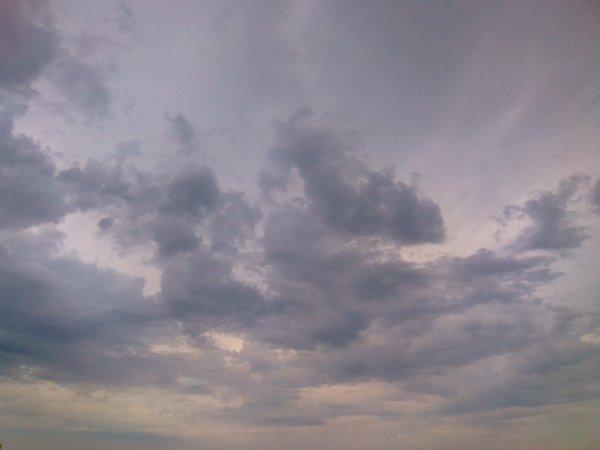 Ma passion pour les nuages