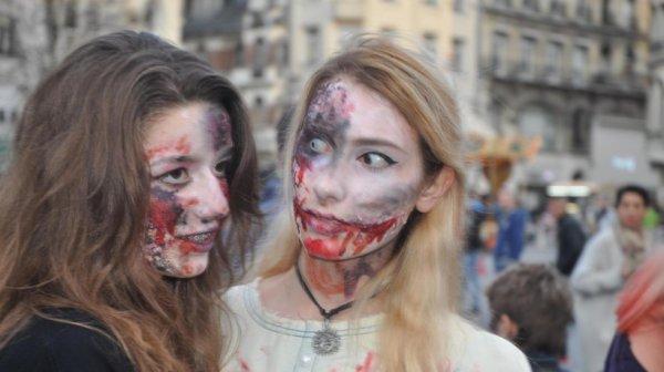 Le retour des zombies
