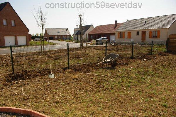 grillage en facade 24 04 2010 blog de construction59 sev et dav. Black Bedroom Furniture Sets. Home Design Ideas