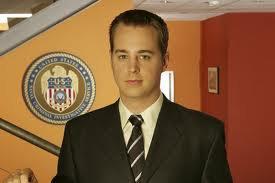 Timothy McGee (Sean Murray)