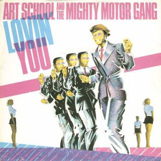 Art School & The Mighty Motor Gang - Shake It