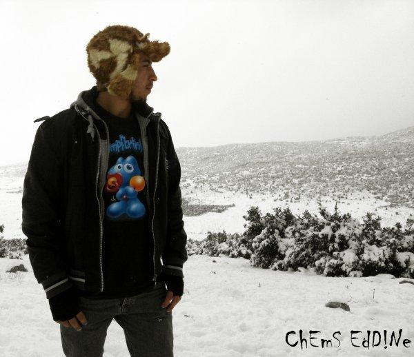 La Neige c'est Foir ; C'est Blac Et Bien Sur ; c'est Beau