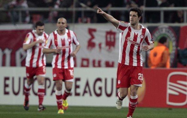 Olympiakos champions 2012