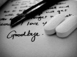 lettre d'adieu de Gabriel Garcia