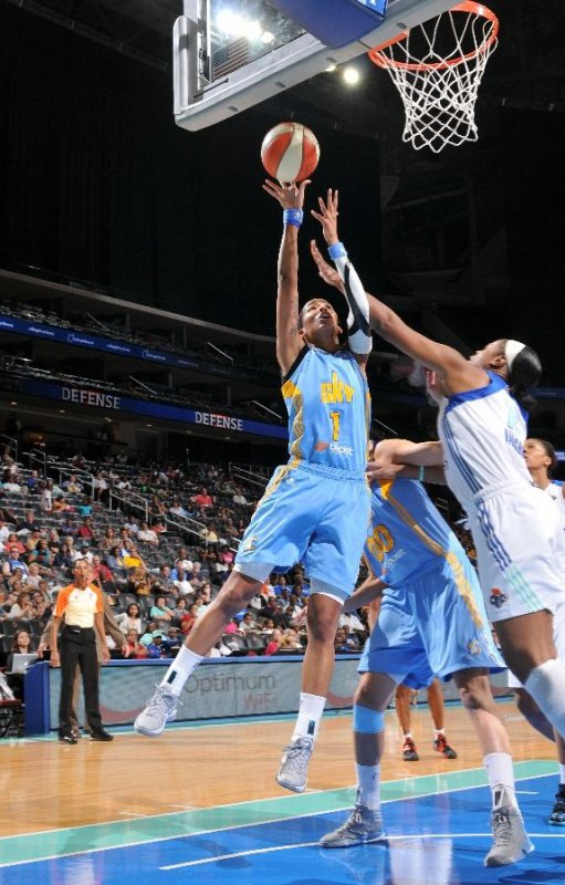 WNBA : New York Liberty 83 - Chicago Sky 92