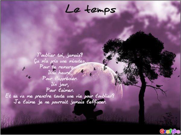 Poème ♥ Love ♥