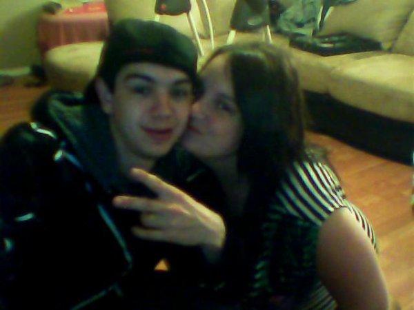 moi & mon frere :)