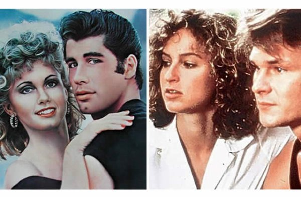 Grease vs Dirty dancing ???