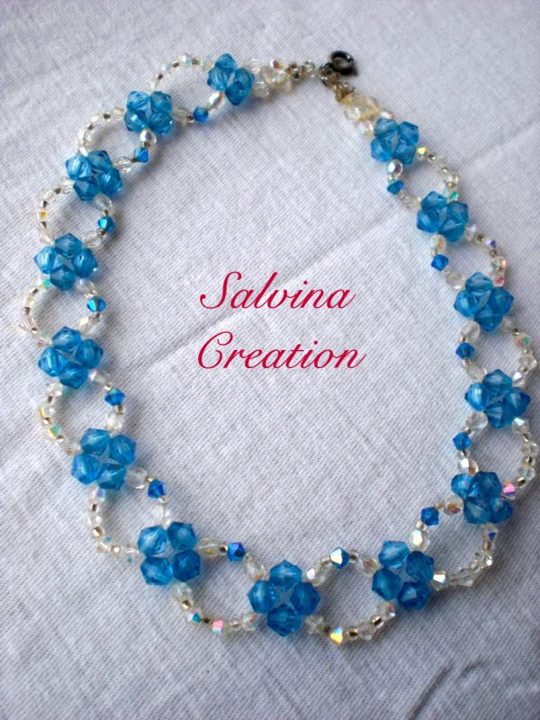 collier en perle swarovski 2