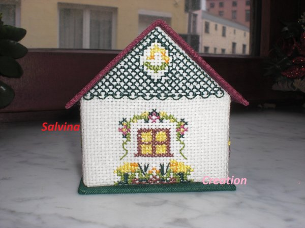 petite maison 3d