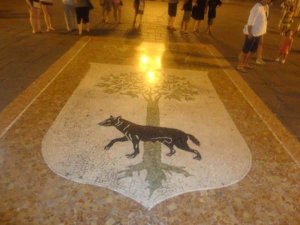 mes vacances a Lecce ( Italie )