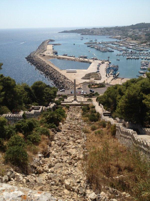 mes vacances al mare^^ Torre vado é St Maria di Leuca ^^ Lecce ( Italie )