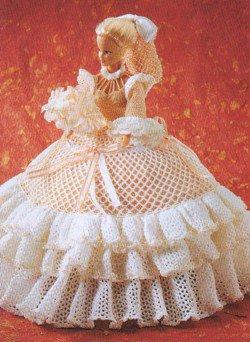 Robe barbie au bal