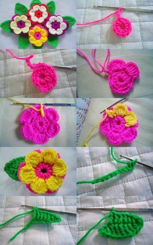 Ruban et Crochet