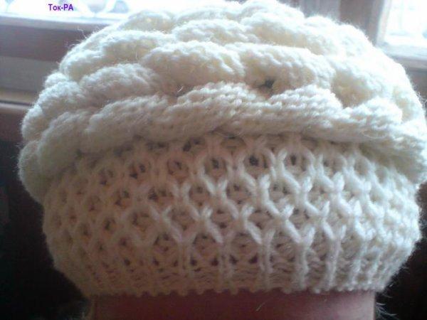 Bonnet tricot ( pour l'hiver )