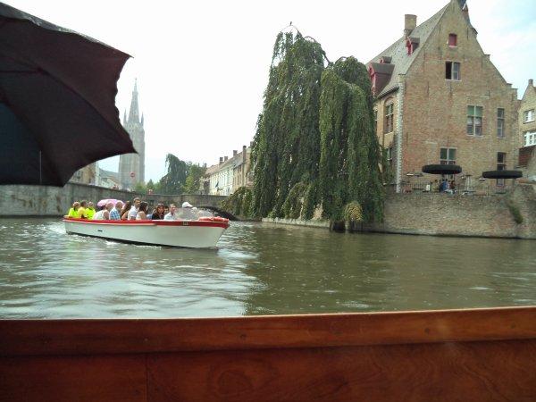 Bruges la petite Venise Belge