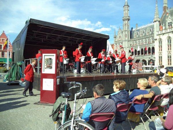 Un weekend a Bruges