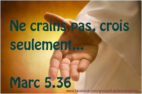 Marc 5:36