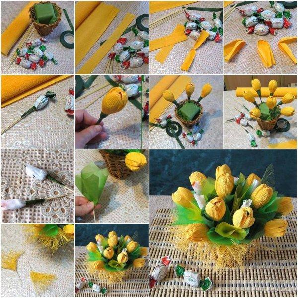 varité des Fleurs: crochet, papier, tissu ,ecc......................