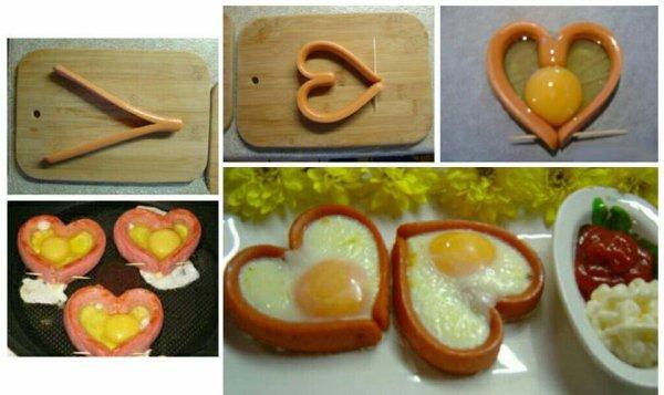 les joli coeurs en cuisine