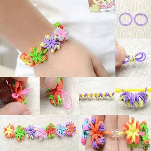 bracelet et autres elastique