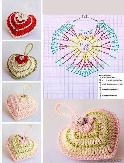 accessoire crochet