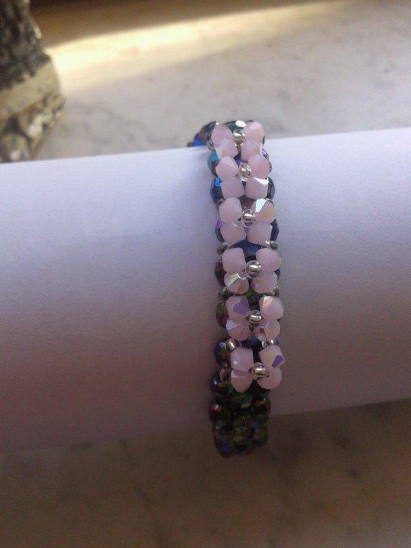 Bracelet avec swarowski