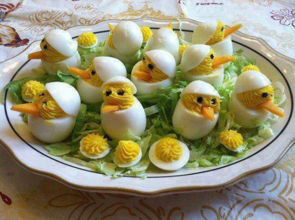 Quelques délice de Pâques